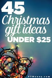 45 christmas gift ideas under 25 they u0027ll love pt money