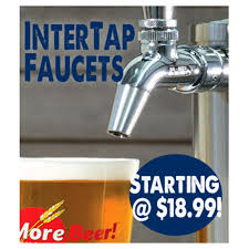Faucet Com Coupon Codes Intertap Beer Taps Homebrewing Deal