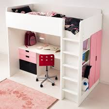 Loft Bed Without Desk With The Stuva Loft Bed You Get A Complete Solution For Your
