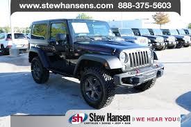 jeep wrangler rubicon jk 2018 jeep wrangler jk rubicon sport utility in urbandale