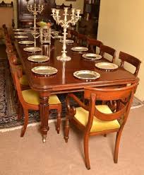 Victorian Dining Room Furniture Vintage Victorian Dining Conference Table 14ft Mahogany At 1stdibs