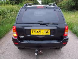 jeep limited black used 1999 jeep grand cherokee limited for sale in cumbria