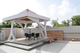 modern backyard gazebo crowdbuild for