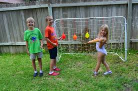 Backyard Obstacle Course Ideas Summer Backyard Obstacle Course Cooking For My