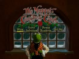 the muppet carol dvd review