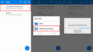 android sms backup ways to messages from to new android with sms backup and