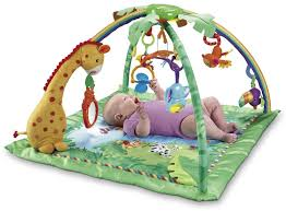 Discount Tadpoles Line Stitched Moses Basket And Bedding Set Orange Amazon Com Fisher Price Rainforest Melodies And Lights Deluxe Gym