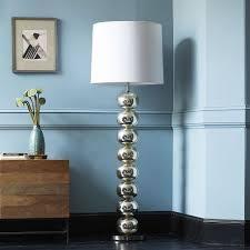 abacus floor lamp mercury west elm