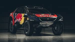 peugeot 2016 peugeot 2016 dakar racer revealed with new body shape and livery