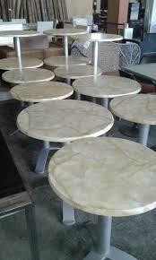 tavoli e sedie usati per bar materiali utilizzati per costruire tavoli e sedie dsedute con