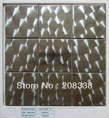 online get cheap stainless steel kitchen tiles aliexpress com