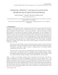 si e m itation interpreting altmetrics viewing acts pdf available