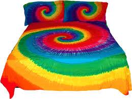 Tie Dye Bed Sets Tie Dye Bedding