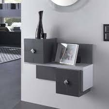 meubles entrée design meuble entree design gris