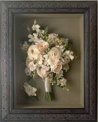 wedding bouquet preservation wedding bouquet in a frame your bouquet preserved and