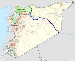 Syria Conflict Map The Partition Of Syria By Anatoly Karlin The Unz Review