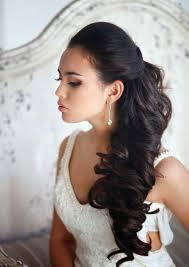 coiffure femme pour mariage idées de coiffures de mariage pour cheveux bruns tout pour mon