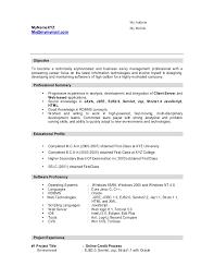 Sample Resume For Java J2ee Developer by Best Resume Format For Java Developer Fresher Contegri Com