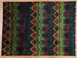 Sari Silk Rugs by 9 U0027x12 U00271