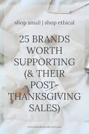 shop small shop ethical 25 brands to support and their