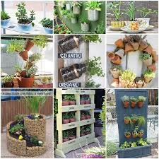 herb gardens 35 creative diy herb garden ideas