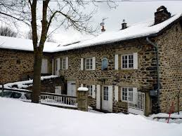french house french house in winter free stock photo public domain pictures