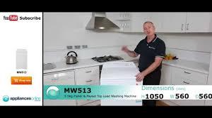 mw513 fisher u0026 paykel 5 5kg quicksmart top load washing machine