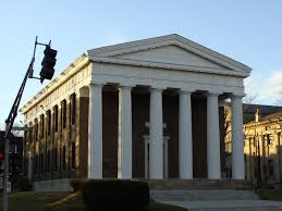 neo classicism and greek revival architecture in st louis