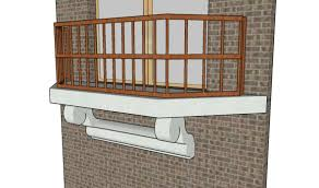 balcony railing designs howtospecialist how to build step by