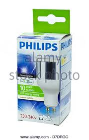 philips low energy light bulb stock photo royalty free image
