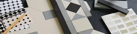 geometric tile patterns floor tiles