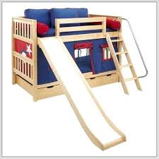 Bunk Bed With Slide Out Bed Terrific Slide Bunk Bed Size Of Bunk Beds With Slide Luxury