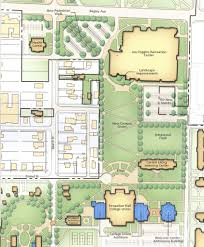 Cleveland State University Campus Map by Berea U0027s Baldwin Wallace College Trustees Approve 10 Year Master