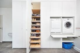cuisine buanderie aménagement buanderie et arrière cuisine camber des placards et