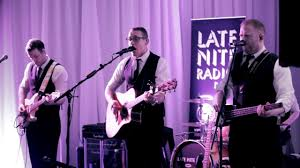 gorilla radio wedding band follow on by paul brady late nite radio band live at lough rynn