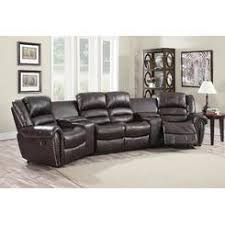 Sectional Recliner Sofa With Cup Holders Sectional Sofa Drink Holder