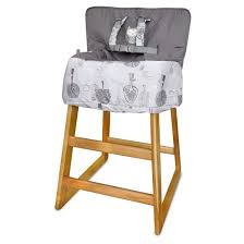 gray chair covers eddie bauer shopping cart high chair cover gray target