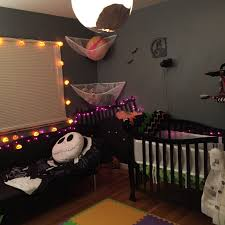 unforgettable nightmare before christmas nursery bedding for their