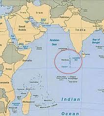 Diego Garcia Map Oman Oh My May 2014
