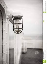 Old Lantern Light Fixtures by Old Lantern Light On A Ship Stock Photo Image 53136847