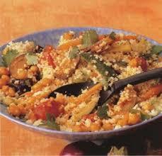 cuisine marocaine couscous couscous végétarien aux légumes et pruneaux recettes de cuisine