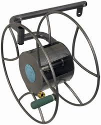 yard butler wall mount swivel hose reel sturdy srwm 180