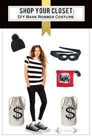 free halloween costumes free halloween costume bank robber five marigolds