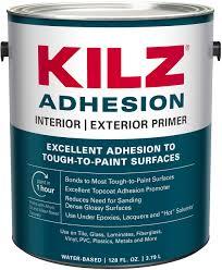 best sealer for white painted cabinets kilz adhesion high bonding interior exterior primer