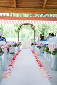 light pink aisle runner rose petal aisle styles and how to calculate petals needed flyboy