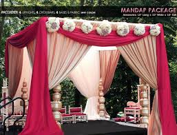 chuppah canopy you choose drape pipe kit 10 x10 x10 your colors reception