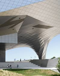 the best architectural photo in the world is of a london reservoir musee de confluences by coop himmelb l au lyon france