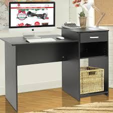delightful home study desk student computer desk home office wood