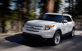 Ford Explorer Colors - 2012 ford explorer photo gallery photo u0026 image gallery