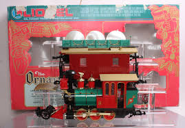 buy lionel 8 81017 the ornament express set box trainz auctions